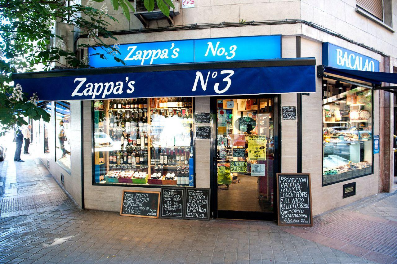 Nº 3. zappa's nº3          Tlf. 665 068 523  / @ZappasNo3