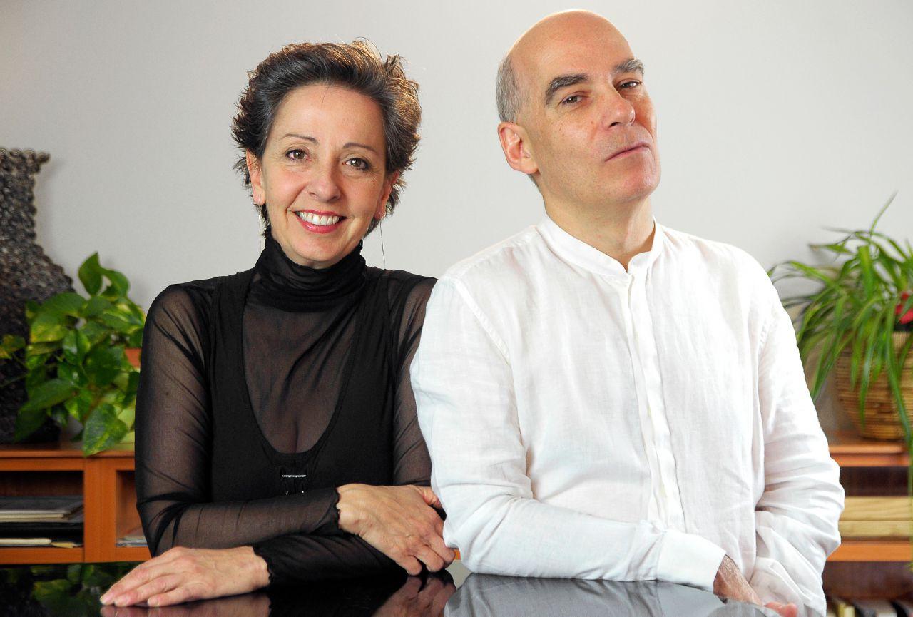 Cecilia Lavilla y Miguel Ituarte