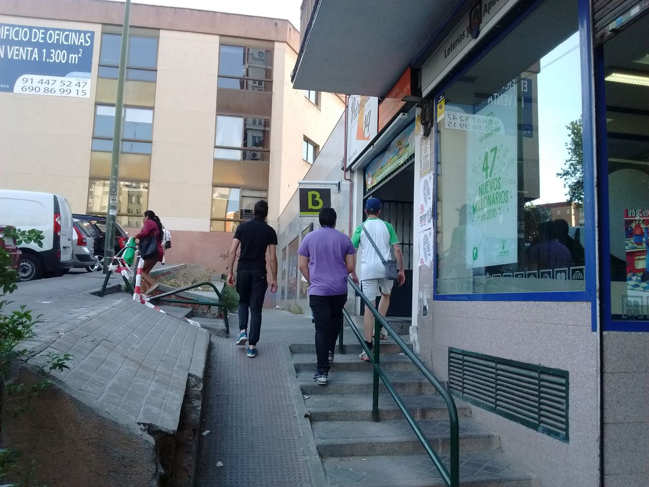 El Ayuntamiento mejorará la accesibilidad en Villa Rosa