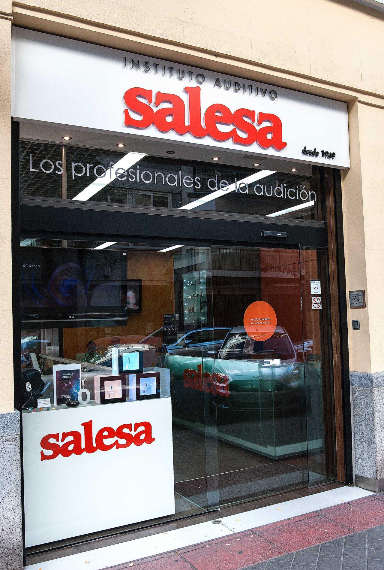 Nº 16. INSTITUTO AUDITIVO SALESA Tlf. 915 21 78 79  www.salesa.es