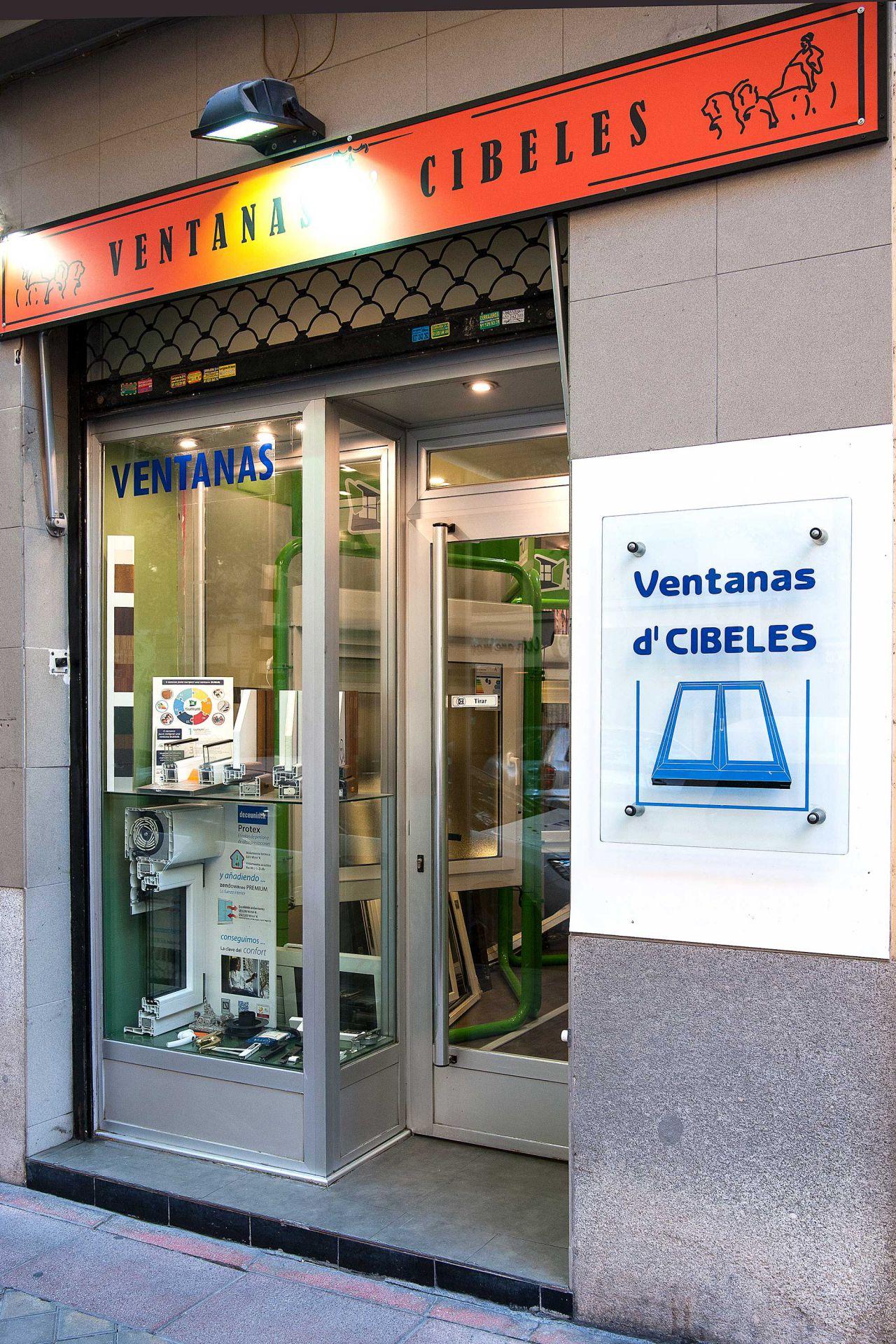 Nº 37. VENTANAS d'CIBELES  Tlf. 914 02 16 32 / 914 02 80 47 www.ventanasdcibeles.com