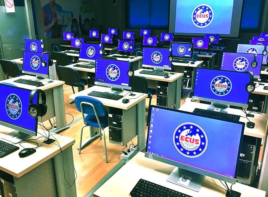 Nº 49. Ecus educational (Academia de Inglés)  Tlf. 913 84 54 75 / 681 34 14 21 www.ecuseducational.com