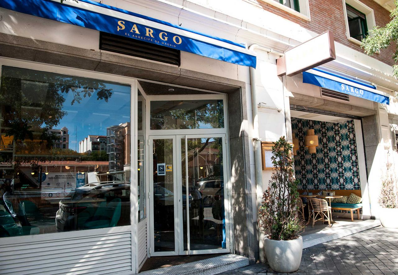 Nº 57. SARGO (Restaurante)  Tlf. 910 10 66 57  www.sargomadrid.com