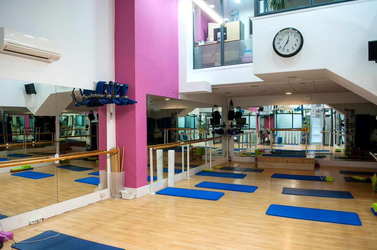 Nº 69. Woman Space Gym.  914 11 90 51 www.womanspace.es