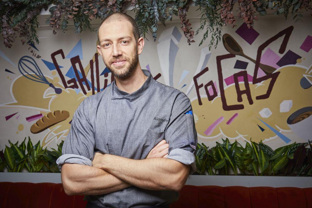 Alejandro, chef.