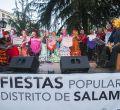 Fiestas Populares del Distrito de Salamanca 2017