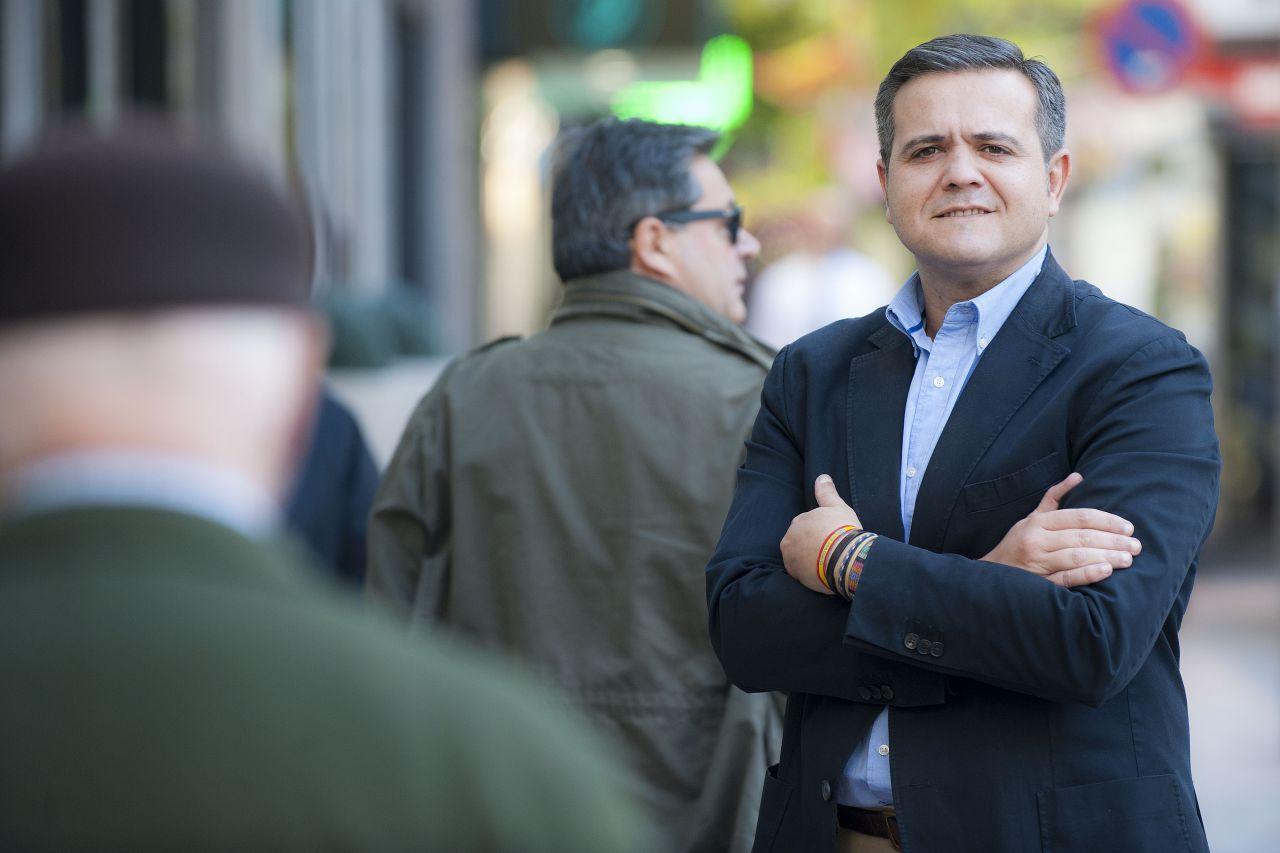 Jorge Rodrigo sustituye a Íñigo Henríquez de Luna en la Presidencia del PP del distrito de Salamanca.