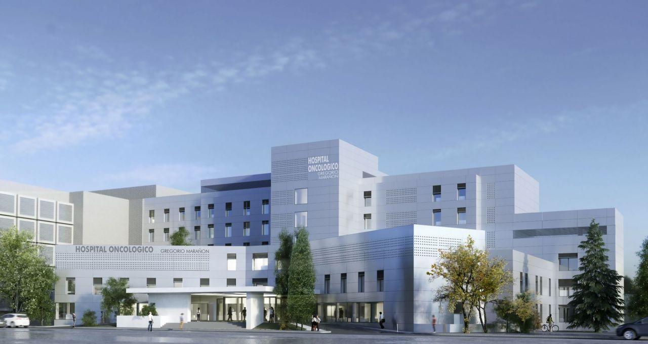 El presidente de la Comunidad de Madrid, Ángel Garrido, presentó el proyecto para la modernización del hospital Gregorio Marañón.