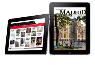 Todo Madrid, en tablet