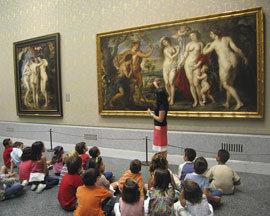 Pasar el verano en los museos