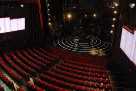 Los Teatros viven su noche