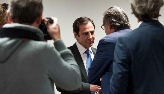 Donesteve pidió disculpas de nuevo (Foto: Miguel G. Rodríguez)