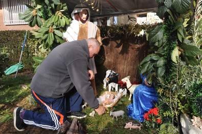 Ya es Navidad en Hortaleza