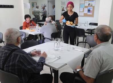 Nuevo comedor para mayores en Huerta de la Salud