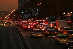 El tráfico esta Navidad: controles y cortes