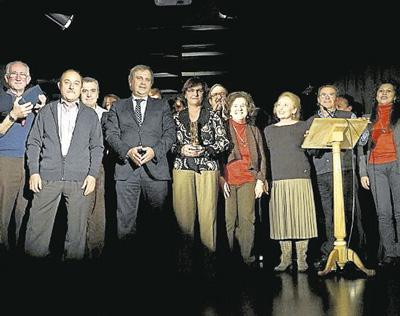 Premios de los socialistas de Barajas.