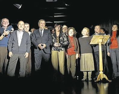 Félix Joya y la Plataforma de Alimentos, premios Quijote