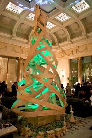El Ritz celebra su Navidad 100% solidaria