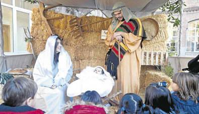 Salamanca y Retiro brillan más por Navidad