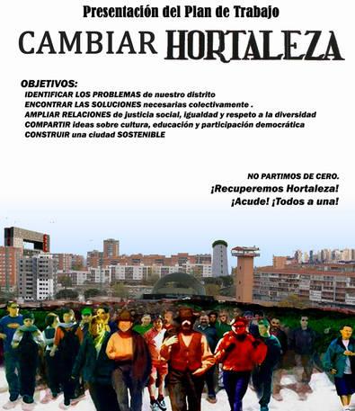 Jornadas para renovar el Catálogo de Demandas Vecinales del distrito