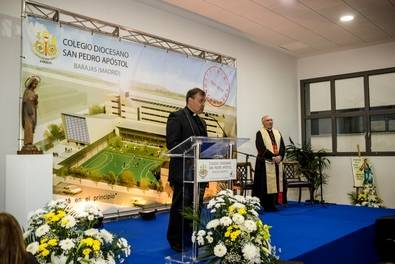Inaugurado el San Pedro Apóstol