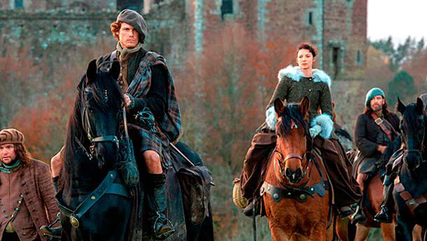 'Outlander': enamorada de dos hombres en siglos diferentes