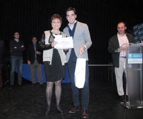 Entregados los premios del 'Antoniorrobles'