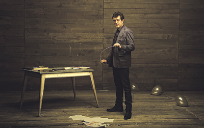Hasta Nueva York ha viajado Manolo García para grabar su sexto disco de estudio en solitario, que lleva por título 'Todo es ahora'.
