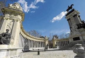 El Retiro y el Prado, candidatos a la Unesco