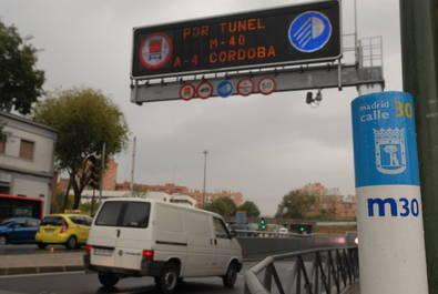 Contra la contaminación, parón al tráfico