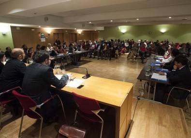 Queda constituida la Junta Municipal de Salamanca