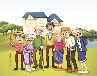 Estancias temporales: vacaciones para cuidadores y mayores