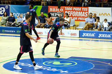 Baloncesto solidario a favor de Cris Contra el Cáncer