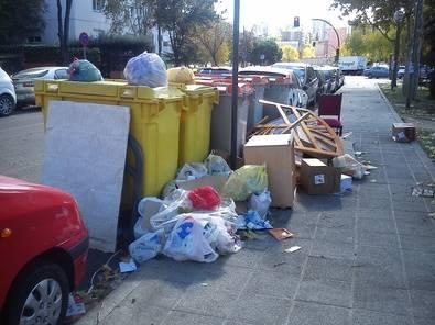 Tres meses para limpiar Madrid