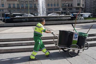 Madrid estará limpia,