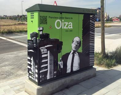 De contador eléctrico a arte y cultura urbanas