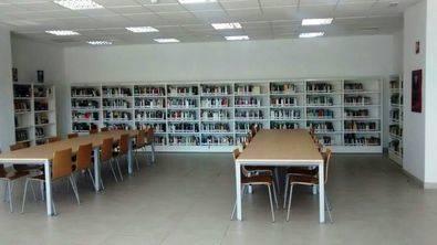 La nueva biblioteca de Sanchinarro, abierta