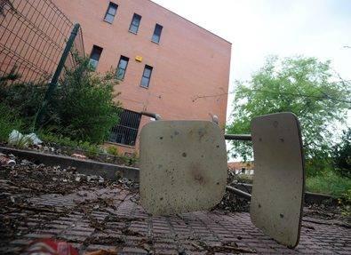 Soluciones urgentes para un colegio abandonado