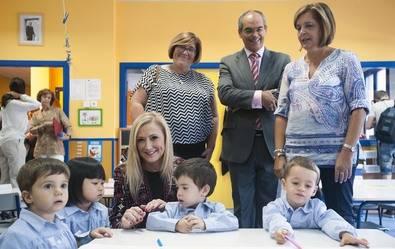 Más de 30.000 alumnos bilingües y tecnológicos