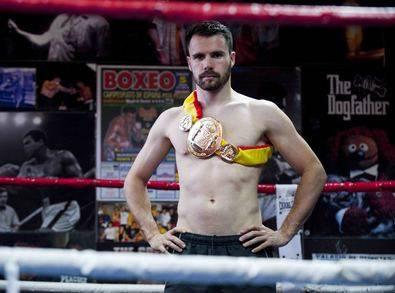 Cristian Morales, un Campeón de España en Hortaleza