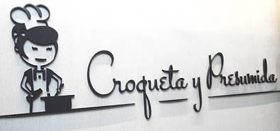Croquetas artesanas, en el barrio de Tetuán