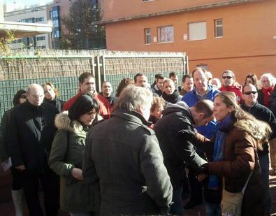 Los vecinos de Sanchinarro X piden protección frente al 'fondo buitre' que compró los pisos a la EMV