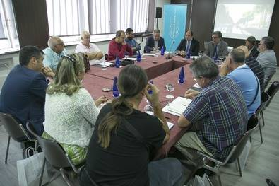Mesa de apoyo vecinal al proyecto Distrito Castellana Norte