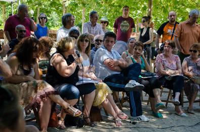 Primer Encuentro vecinal: la concejala responde