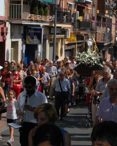 El pueblo de Hortaleza, de fiestas