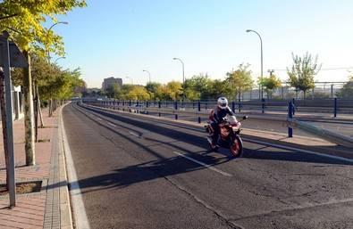 La Gran Vía del Este, para los ciclistas