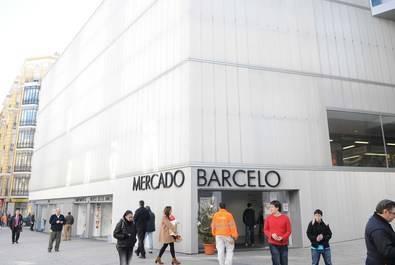 El aparcamiento de Barceló será de alquiler