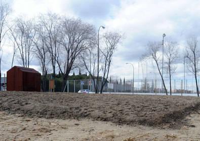 Hortaleza se hace con tres huertos urbanos