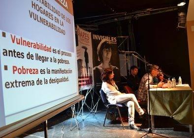 Necesidades 'Invisibles', otro retrato de Hortaleza