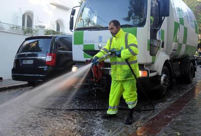 40 euros por vecino para limpieza viaria